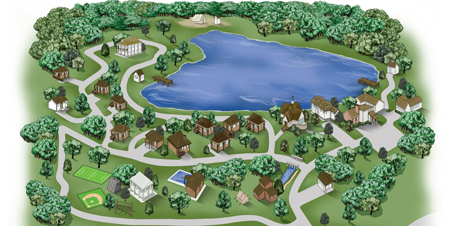 Florida Camping Map.Home